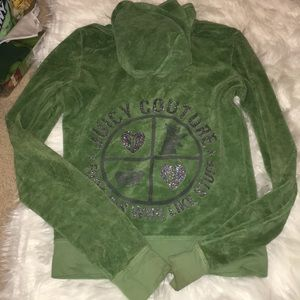 REAL JUICY couture JACKET